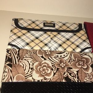Set of four Michi bag covers